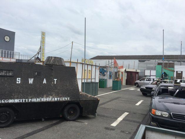 2018-07-28 ラグーンシティ SWATの装甲車