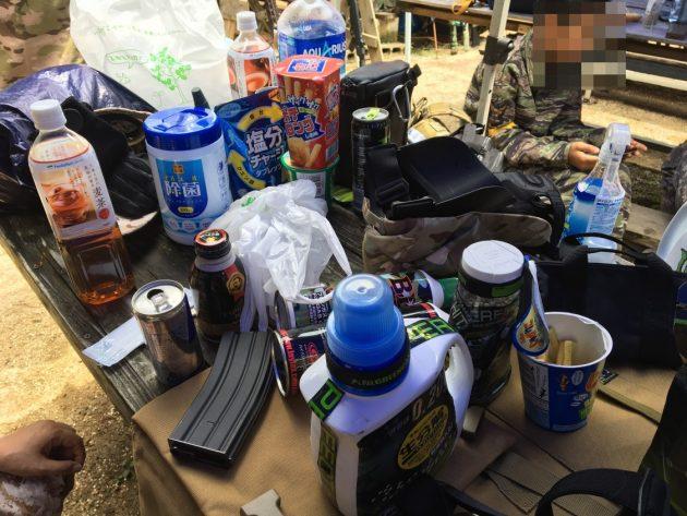 2018-06-24 OGC食料と弾薬