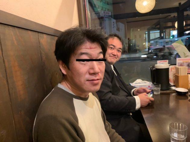 2018-11-30 ラーメン屋 ウ・エムラとツッチー