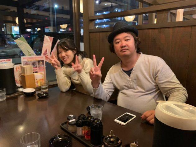 2018-11-30 ラーメン屋 オグリンとJR
