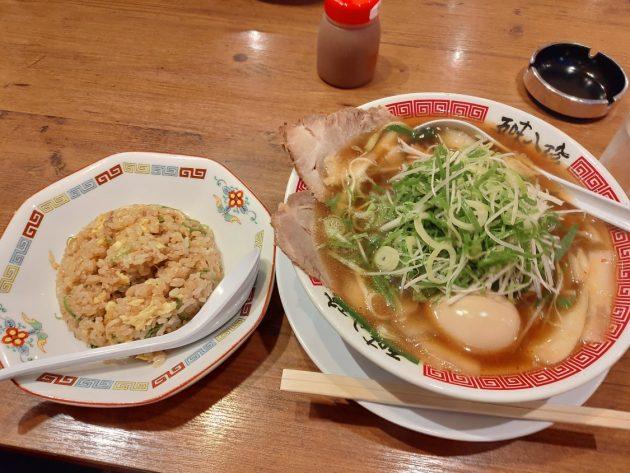 2019-02-09 五味八珍のらーめんとチャーハン
