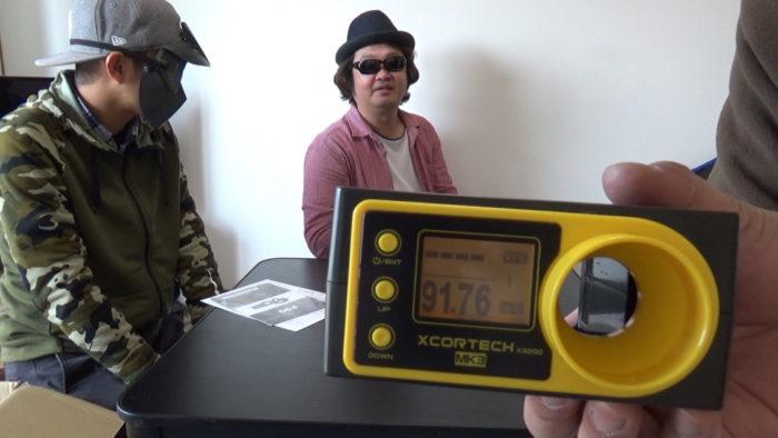 ガンモール大阪3万福袋 P90実際の弾速
