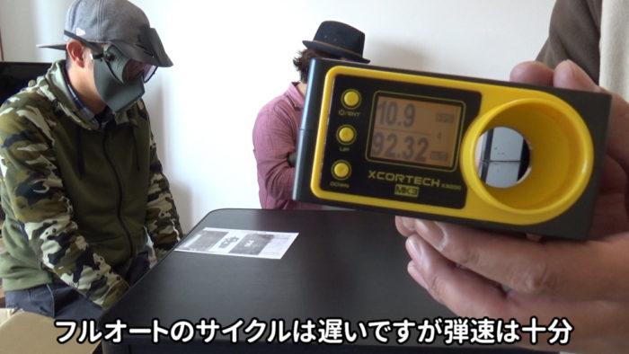 ガンモール大阪3万福袋 P90サイクル