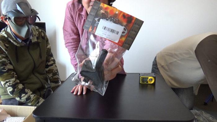 ガンモール大阪3万福袋 G36用M4ストックアダプター