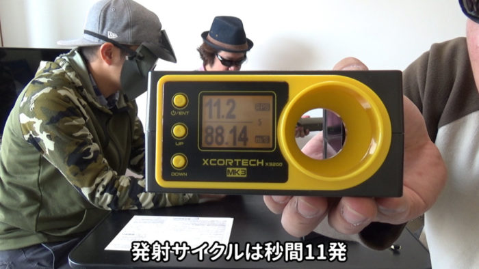 ガンモール大阪3万福袋 G36サイクル