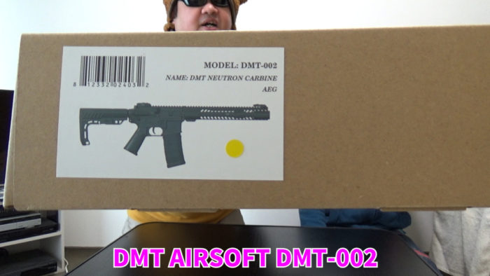 AIRSOFT97 2020新春3万円福袋 DMT-002開封